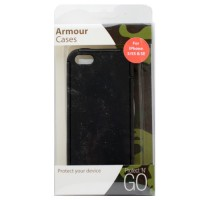 Pama Armour case for iPhone SE in black