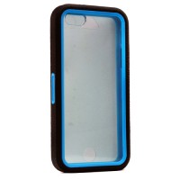 Pama Armour case for iPhone SE in blue/black