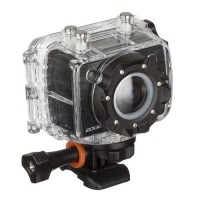 Kitvision Edge HD10 waterproof 1080p action camera in black