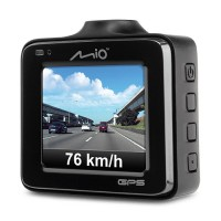 Mio C335 Dash Cam, Full HD GPS & Speed Cam Alerts & Photo Mode