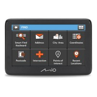 "Mio Pilot 15 LM 5"" Full European Car Navigation"