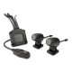 Mio Mivue 760D Rider Detachable Dual Dash Cams For Motorbikes - with GPS