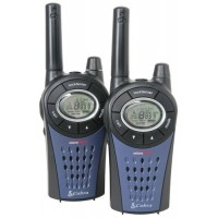 Cobra MT975 Walkie Talkie Twin Pack - Includes Batteries and Mains Charger