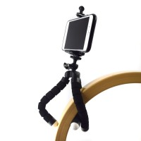 Pama Mini Phone Tripod In Black