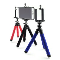Pama Mini Phone Tripod In Blue