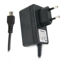 Pama Euro micro mains travel charger 1A to suit Nokia Luna 8600 and 6500c