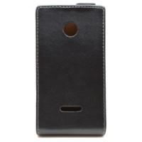 Pama hard frame case in black for Nokia 435