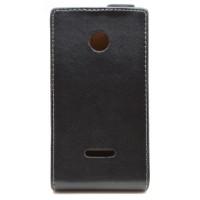 Pama hard frame case in black for Nokia 435