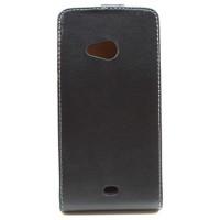 Pama hard frame case in black for Nokia 535