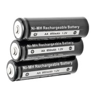 Genuine replacement AA battery 850mAh for Cobra AM845 **pack of 3** *bulk*