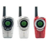 Cobra SM660 walkie talkie radio triple pack with batteries and USB charger
