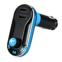 Pama Plug N Go 113 - Bluetooth car kit with FM transmitter, A2DP,AVRCP
