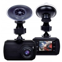 "Pama Plug N Go Drive 3 - In Car Dash Cam With 1.5"" Screen"