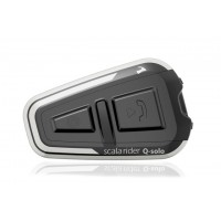 Cardo Scala Rider Q-Solo Motorcycle Bluetooth