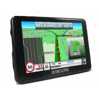 "Snooper SC5900 DVR 5 "" Sat Nav with Truckmate Extended European Mapping"