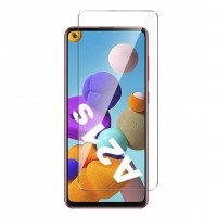 Pama Clear Tempered Glass Screen Protector For Samsung A21s