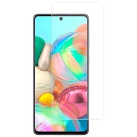 Pama Clear Tempered Glass Screen Protector For Samsung A71