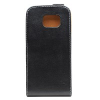 Pama hard frame case in black for Samsung S6 Edge