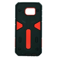 Pama Armour case 01 for Samsung S7 Edge in red