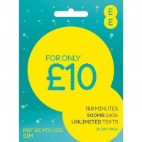 EE pay as you go trio sim ( Full, Micro,Nano ) retail pack