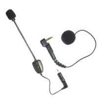 Cardo Scala Rider mic set boomed G9x