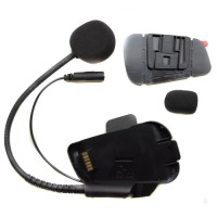 Cardo Scala Rider PackTalk microphone kit - boom