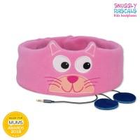 Snuggly Rascals Kitten Kids Headphones