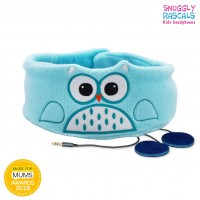 Snuggly Rascals Owl Headphones for Kids