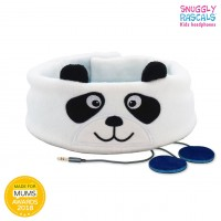 Snuggly Rascals Panda Headphones for Kids