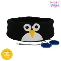 Snuggly Rascals Penguin Headphones for Kids