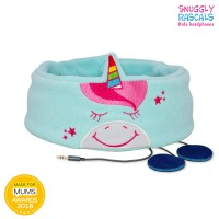 Snuggly Rascals Unicorn Headphones for Kids