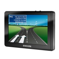 "Snooper SC5800 DVR 5 "" sat nav with Truckmate extended european mapping"