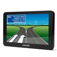 "Snooper S6800 DVR 7"" bus & coach sat nav with extended european mapping"