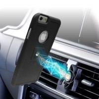 Tetrax iPhone6 bundle smart & XCase - black