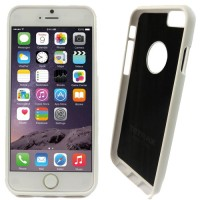 Tetrax xcase for iPhone6 plus in white