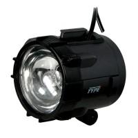 Type S 12V magnetic spotlight black LM50458