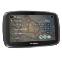 TomTom Trucker 6000 GPS truck satellite navigation