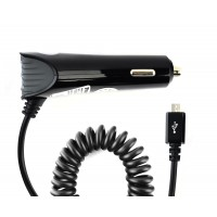 Pama Micro USB In-Car Charger with Twin USB 4.8Amp