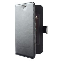 Pama universal slider folio case large in black