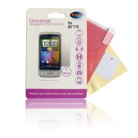 Pama universal screen protector - 5 sheets- 1 cloth and 1 queegee Card