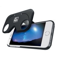 VR Insane Flip virtual reality glasses case for iPhone6