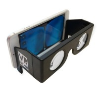 VR Insane Flip virtual reality glasses case for Smartphones